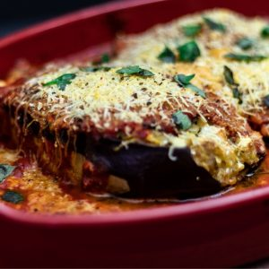 Bayway Catering | Eggplant parmesan