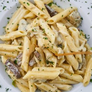 Bayway Catering | penne carbonara