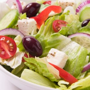 Bayway Catering | Greek salad