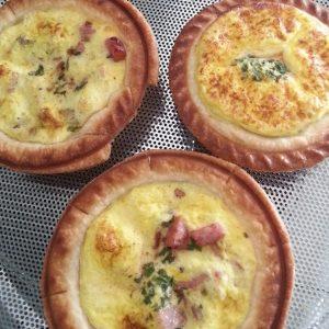 Bayway Catering | Mini Quiche