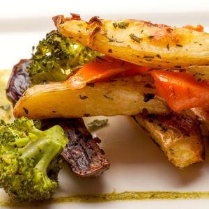Bayway Catering Roasted Vegetables
