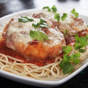 Bayway Catering chicken parmesan