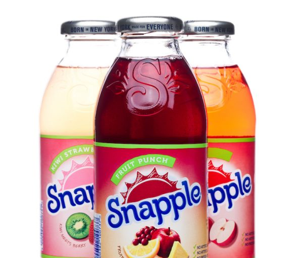 Bayway Catering   Snapple Assortment