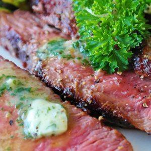 Bayway Catering   Beef steak Pizzaiola