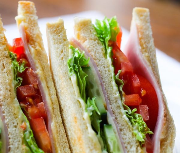 Bayway Catering | Cold Sandwich Platter