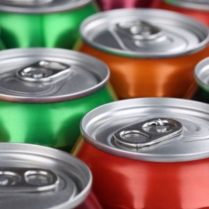 Bayway Catering   assorted cans of soda