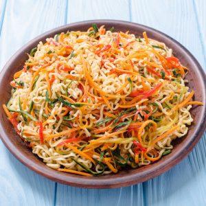 Asian salad   Bayway Catering