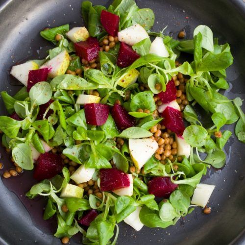 Bayway Catering | Beet salad