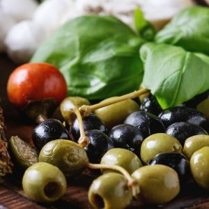 Bayway Catering | Mediterranean Platter