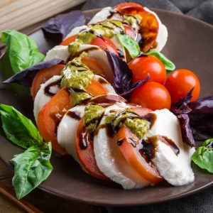 Bayway Catering | caprese salad