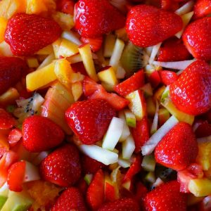 Bayway Catering | fresh fruit salad