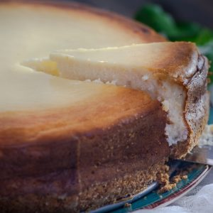 Bayway Catering   cheesecake