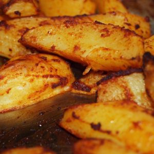 Bayway Catering   rosemary roasted red skin potatoes