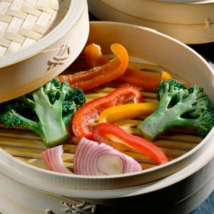 Bayway Catering | steamed vegetables