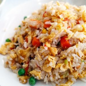 Bayway Catering | stir fried rice