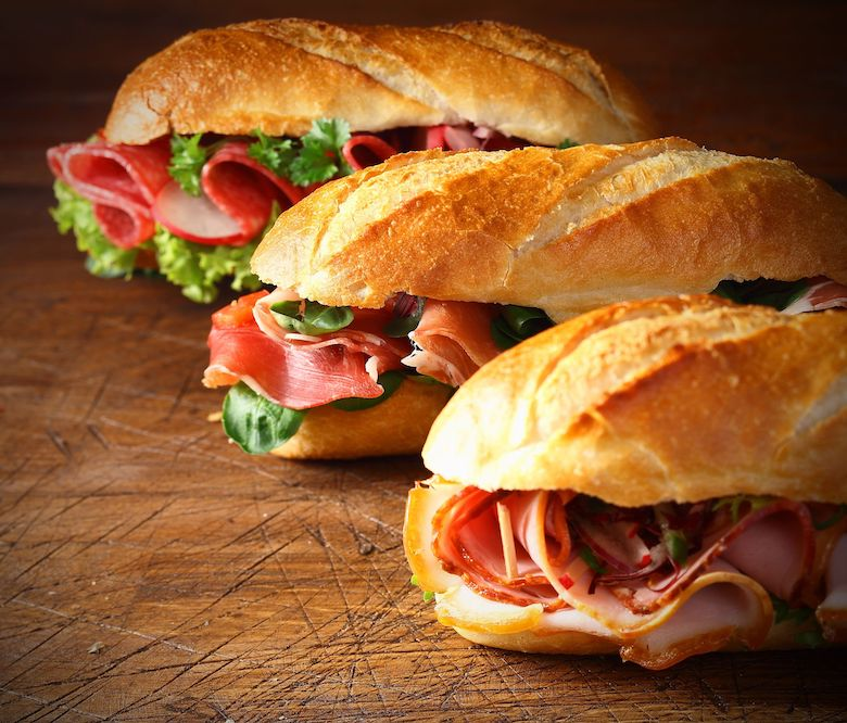 Sandwiches | Bayway Catering