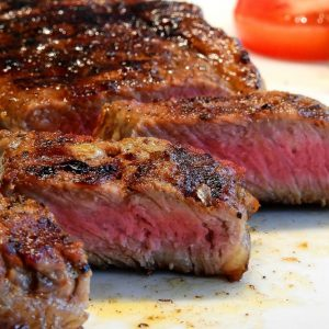 Bayway Catering | Asian Pepper Steak