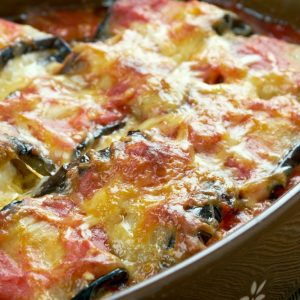Bayway Catering | Eggplant rollatini