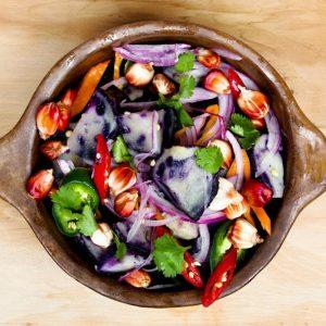 Bayway Catering Crudite Salad