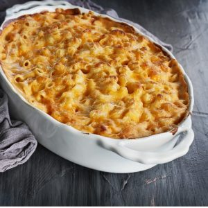 Bayway Catering macaroni and cheese