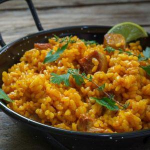 Bayway Catering | Spanish rice