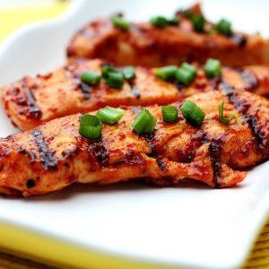 Bayway Catering Chicken Teriyaki