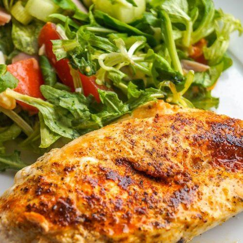 Bayway Catering Chicken Balsamico