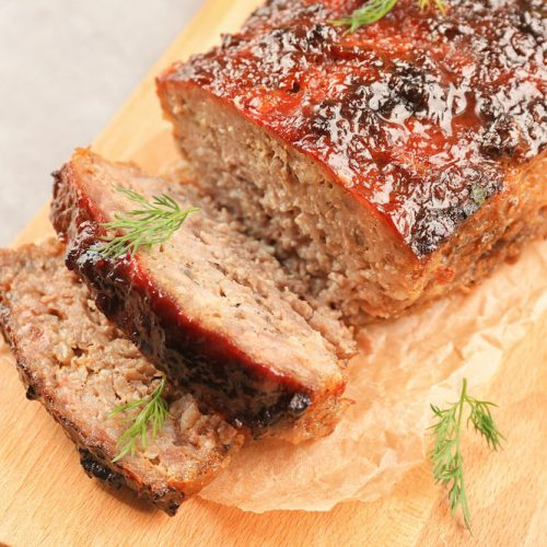 Bayway Catering | Homestyle Meatloaf