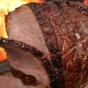 Bayway Catering Roast Sliced Top Round