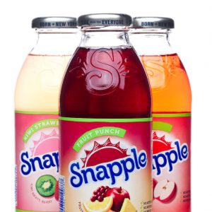 Bayway Catering | Snapple Assortment