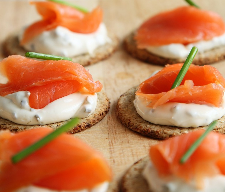 Appetizers | Bayway Catering