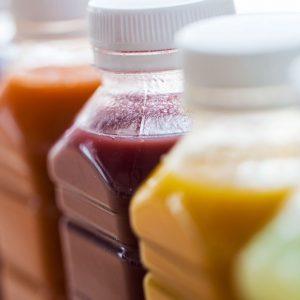 Assorted Juice Bottles | Bayway Catering