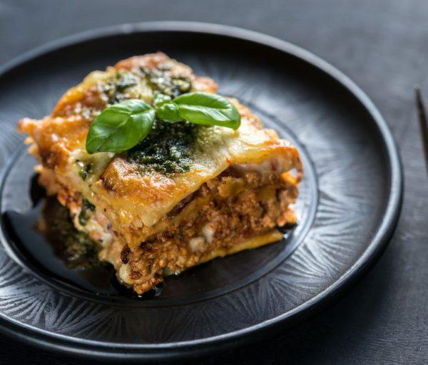 Bayway Catering   lasagna rollatini