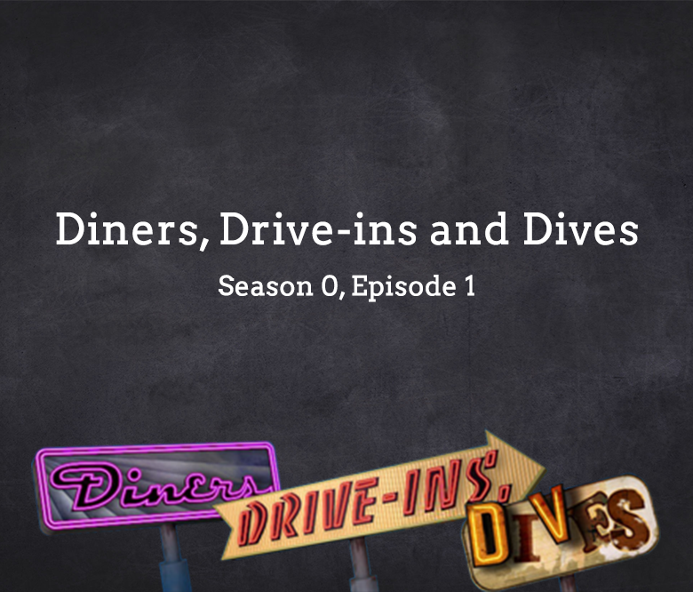 Bayway Catering | Diners, Drive-ins and Dives | Season 0, Episode 1