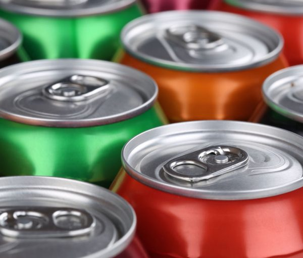 Bayway Catering | assorted cans of soda