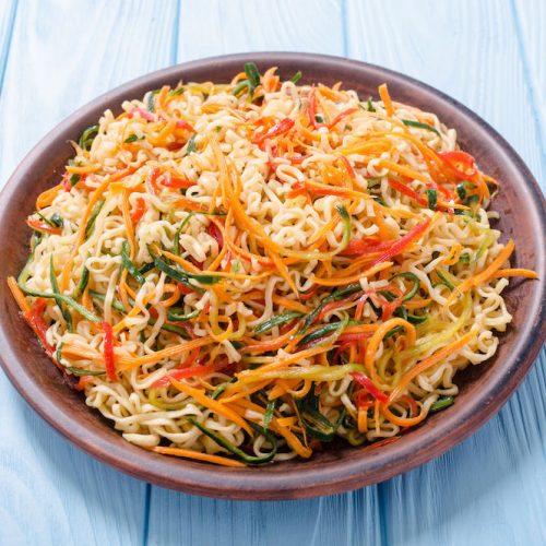 Asian salad | Bayway Catering