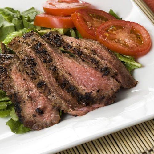 Bayway Catering | Flank steak au jus