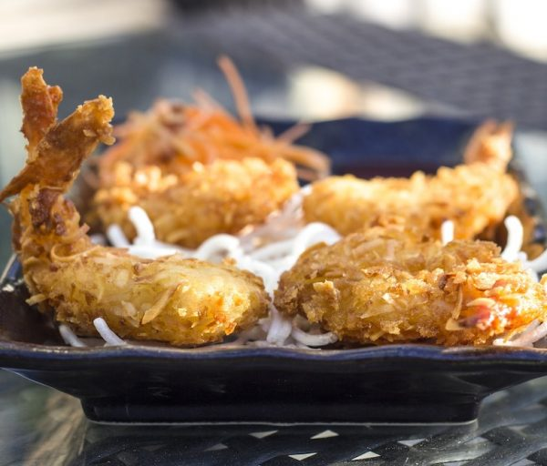 Bayway Catering | fried shrimp