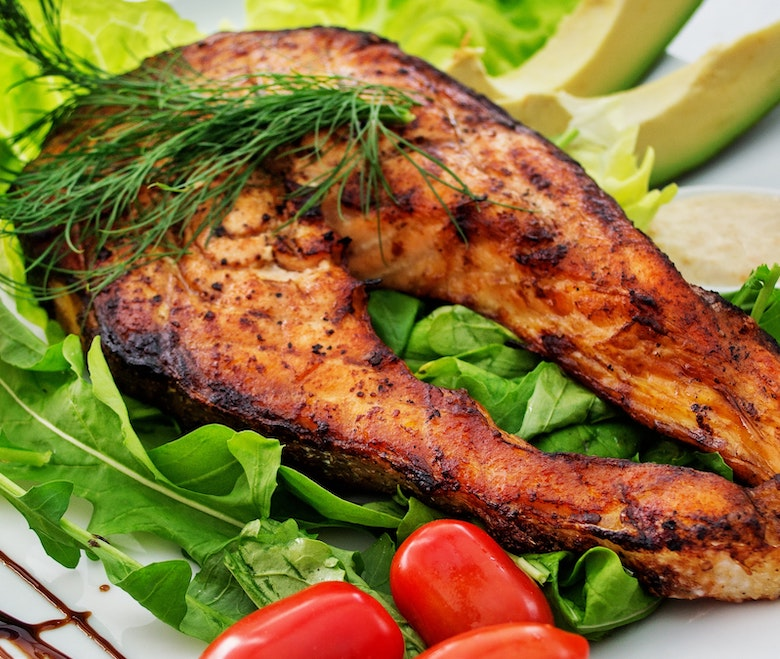 Bayway Catering | Grilled Salmon