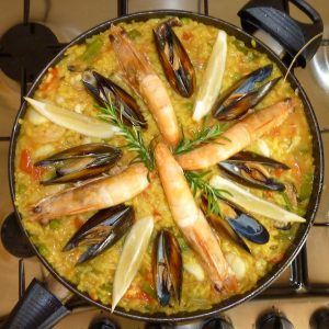 Bayway Catering | Paella
