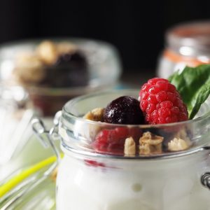 yogurt cups | Bayway catering
